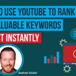 [Video] How to Use YouTube to Rank for Valuable Keywords Almost Instantly