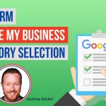Using Google My Business Categories to Market Your Law Firm