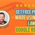 How To Get Google's Free Law Firm Marketing Materials