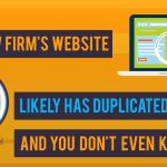 Could Your Law Firm's Website Have Duplicate Content?