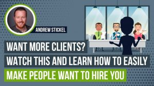 Learn How To Make People WANT to Hire You!