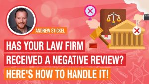 How To Tackle A Negative Online Review