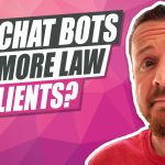 Should Lawyers Have ChatBots on Their Web Sites?