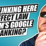 Does Linking to a Clickfunnels Page From Your GMB Listing Affect Your Law Firm's Google Ranking?