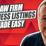 Easier Way To Create Law Firm Business Listings?
