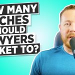 How Many Niches Can You Choose For Your Law Firm's Marketing?