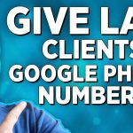 Should You Give Your Law Clients a Google Phone Number Instead of Your Cell Phone Number?