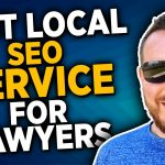 The Best Local SEO Service for Your Law Firm