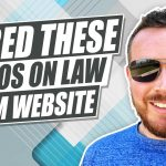 The Best Video Service To Embed Videos On Your Law Firm's Website