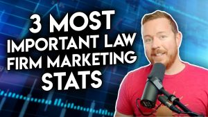 The 3 Most Important Marketing Stats For Lawyers